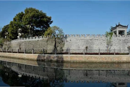 漫步川沙品悠久历史文化