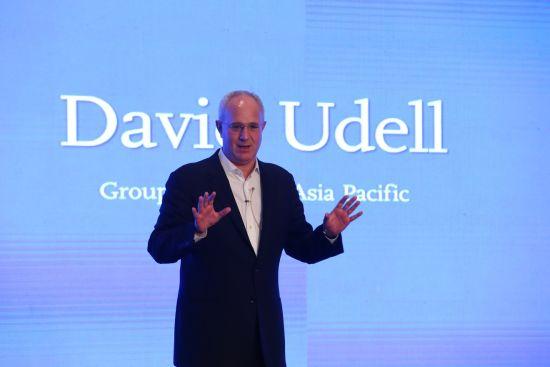 凯悦酒店集团亚太区集团总裁David Udell先生