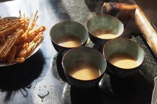 风味独特的恭城油茶