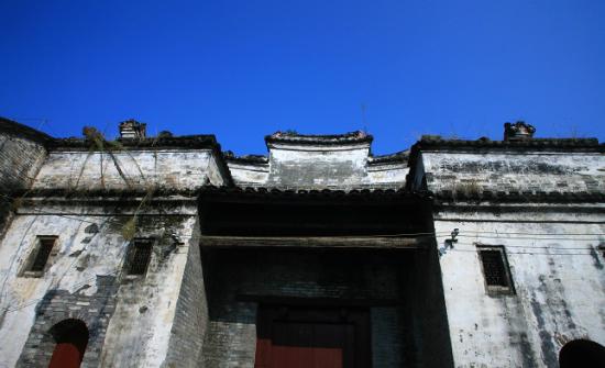 兴坪古镇的老房子 图:新浪博主/老枪
