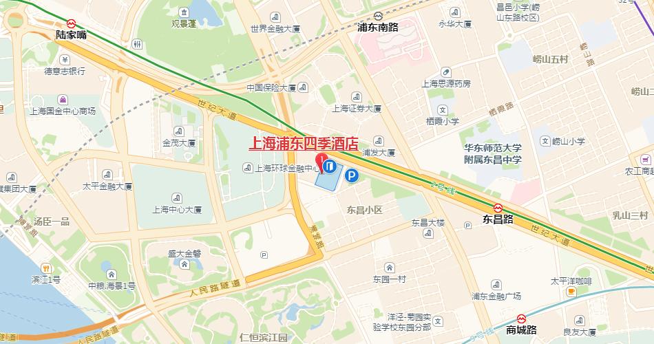 上海市浦东新区浦东世纪大道210号查看地图