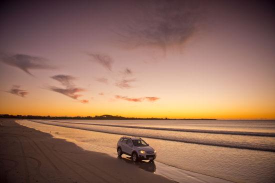 图注:石灰岩海岸自驾 来源:南澳大利亚旅游局