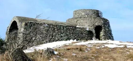 △墙头大雷山灯塔