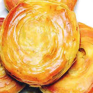 天水油酥饼