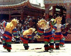 拉萨民族文化
