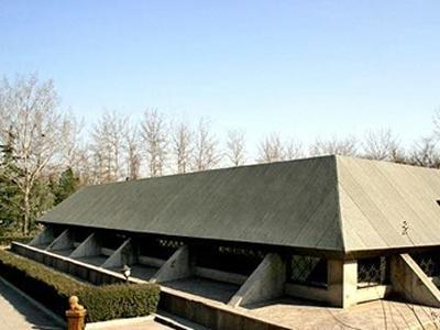 北京大葆台西汉墓博物馆