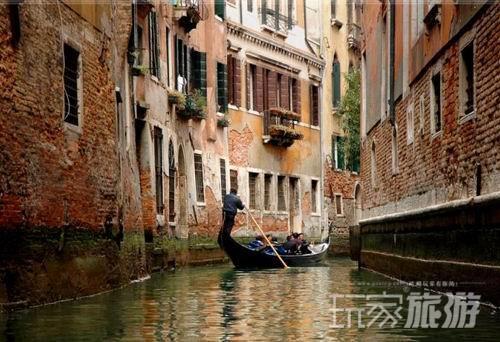 威尼斯击败巴黎成为欧洲最浪漫的城市(图)