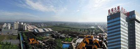 温都水城被批准为国家4A级旅游景区(图)