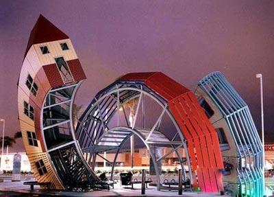 组图:十大艺术革新的公交站:加州车站