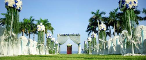 三亚万豪度假酒店婚礼设施