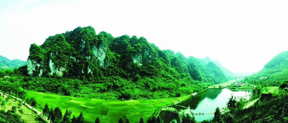 龙泉岩风景区