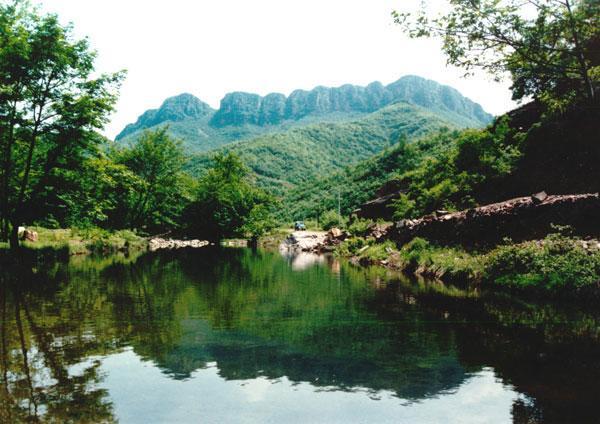 石漫滩国家森林公园