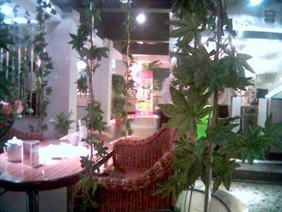 仙踪林休闲餐厅
