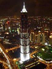 上海金茂大厦88层观光厅