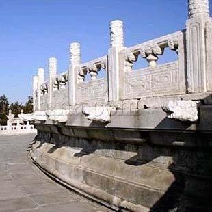 举行冬至祭天大典的圜丘坛