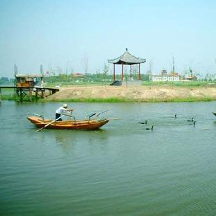 白洋淀渔人乐园
