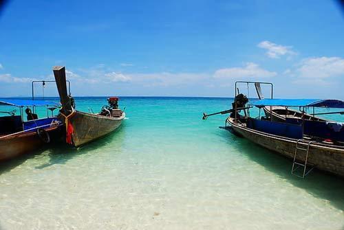 泰国皮皮岛