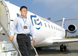 华夏航空董事长胡晓军