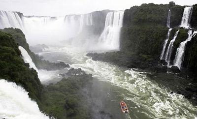 阿根廷-巴西 伊瓜苏大瀑布(Iguazu Falls)
