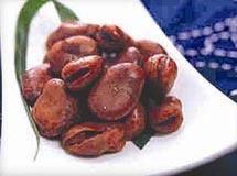 轻淡绵软的茴香豆