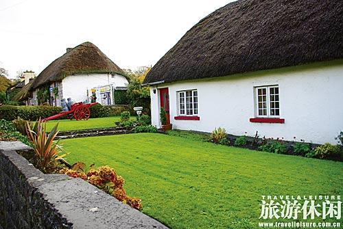 阿黛尔在爱尔兰的地位极高,堪称全爱最美的乡镇