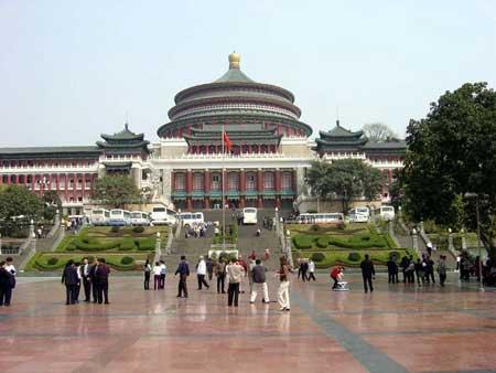 最能代表重庆的十大建筑