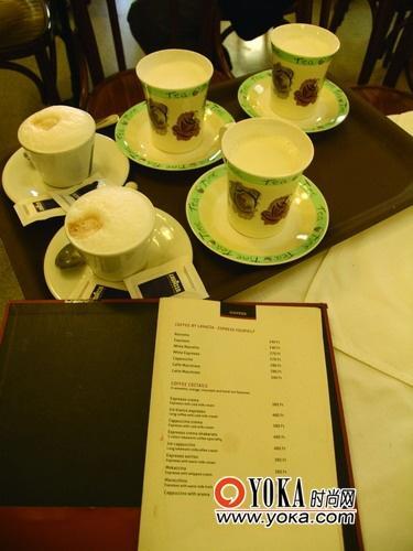 布达佩斯是个比维也纳更接受咖啡的地方