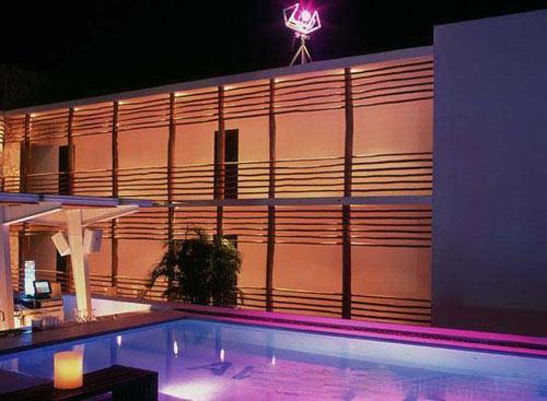 墨西哥坎昆普拉亚卡门的欲望酒店(组图)