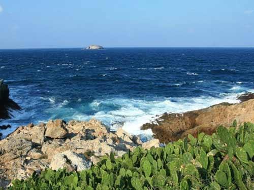 渔山岛看海