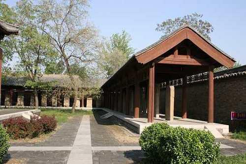 北岳庙碑廊