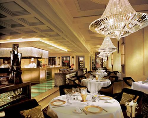 香港Caprice餐厅