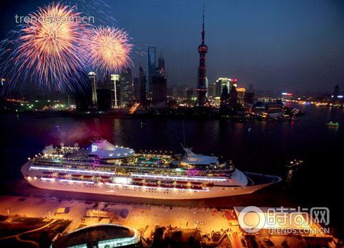 亚洲航线看港口