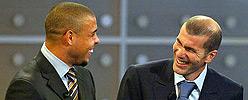 2003年齐达内当选