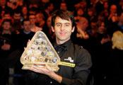 2009年冠军奥沙利文