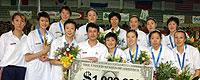 2003年中国女排首度问鼎