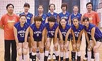 河南郑州高新区女排