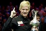 世界公开赛罗伯逊夺第六冠