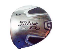 Titleist 909D2 9.5度发球木(左手)