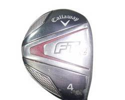 Callaway FT-IZ 23度铁木杆