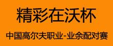 中国高尔夫职业-业余配对赛