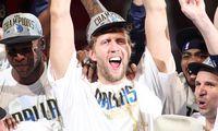 诺维茨基率小牛加冕NBA总冠军