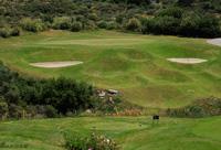 Crete高尔夫球场草沙坑