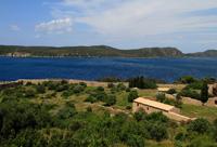 希腊独立战争打响的海湾