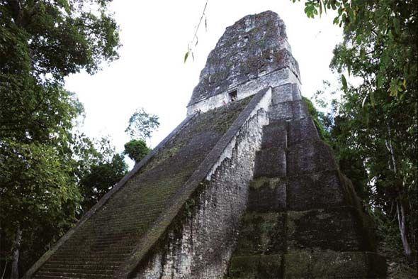 提卡尔是到危地马拉的必去之处,这里的玛雅遗迹闻名世界