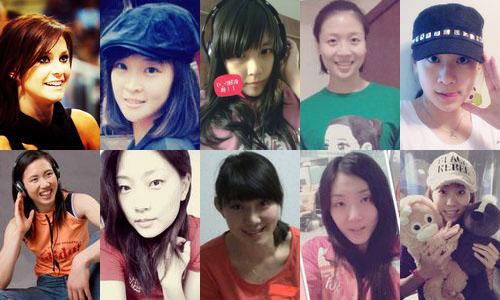 中国女排联赛十大美女