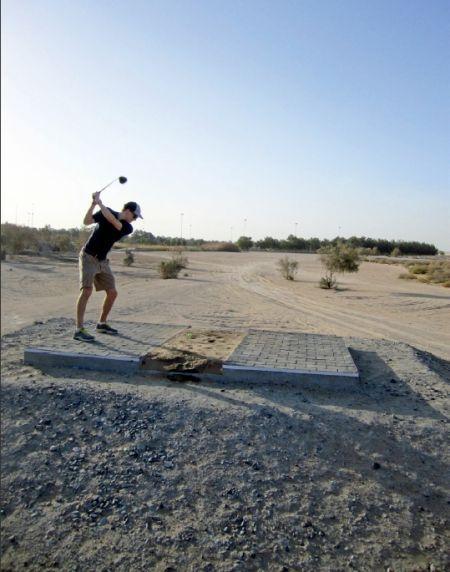 沙地高尔夫