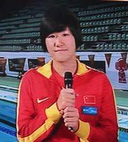 叶诗文当选最佳女运动员