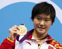 伦敦奥运会游泳比赛回顾