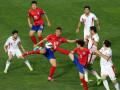韩国0-1伊朗携手出线