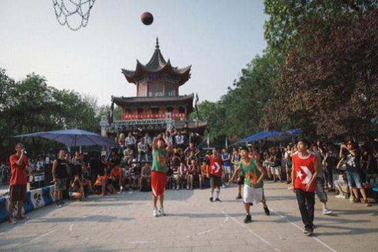 33籃球對抗賽